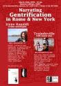 Incontro al Queens College di New York con Irene Ranaldi