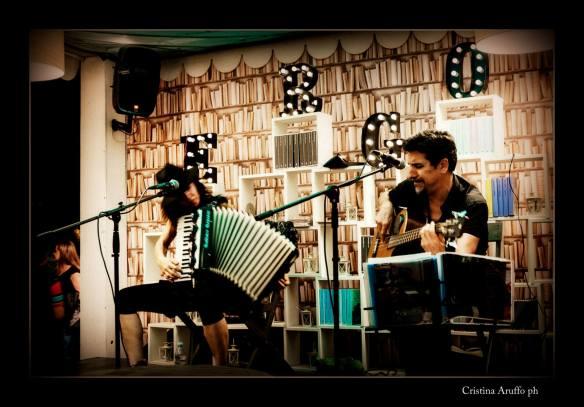 Ergo Bar Culture Lungo il Tevere - foto Cristina Aruffo